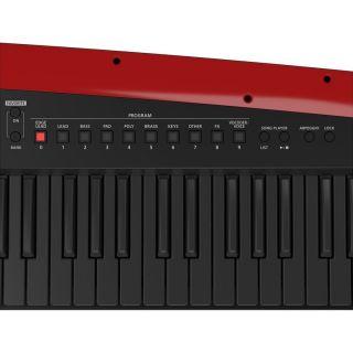 Roland AX Edge Black Keytar 49 Tasti Nera con Stand in Omaggio10