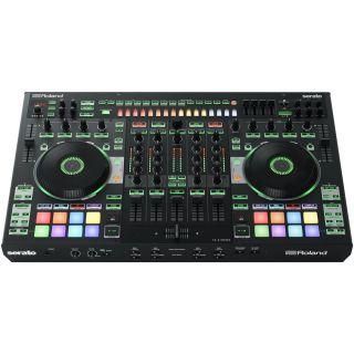 Roland DJ 808 Controller per DJ con Cuffie V-Moda M-100 Aira02