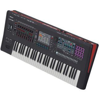 Roland Fantom 6 - Sintetizzatore 61 Tasti02