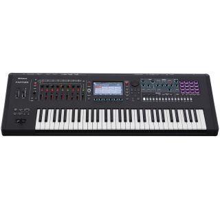 Roland Fantom 6 - Sintetizzatore 61 Tasti03