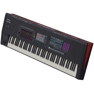 Roland Fantom 8 - Sintetizzatore 88 Tasti05