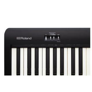 Roland FP 10 BK - Pianoforte Digitale 88 Tasti06