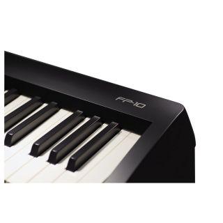 Roland FP 10 BK - Pianoforte Digitale 88 Tasti05