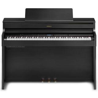 Roland HP704 Charcoal Black - Pianoforte Digitale 88 Tasti03