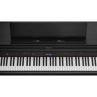 Roland HP704 Charcoal Black - Pianoforte Digitale 88 Tasti02