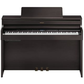 Roland HP704 Dark Rosewood - Pianoforte Digitale 88 Tasti02