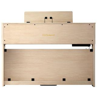 Roland HP704 Light Oak - Pianoforte Digitale 88 Tasti02