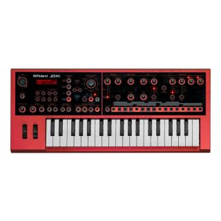 ROLAND JDXi RD Sintetizzatore Rosso Limited Edition_front