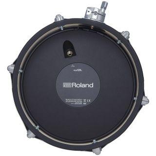 Roland PDA120L Black - Tom Elettronico 12 per V-Drum Design Acustico02