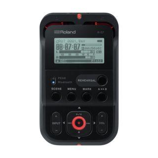 Roland R07 Black - Registratore Digitale