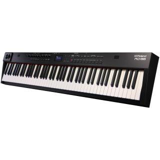 Roland RD 88 - Pianoforte da Palco Compatto 88 Tasti04