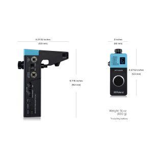 Roland RT-MicS - Modulo Trigger e Microfono09