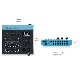Roland TM 6 Pro - Modulo Trigger05