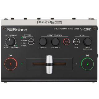 Roland V-02HD - Mixer Video Multi Formato02