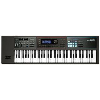 Roland Juno-DS61 Sintetizzatore Portatile 61 Tasti con Borsa Imbottita02