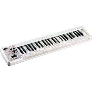 Roland A49 White Controller Tastiera MIDI USB 49 Tasti con Borsa03