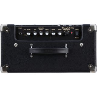 Roland blues cube hot black top