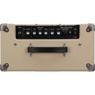 Roland blues cube hot vintage blond top