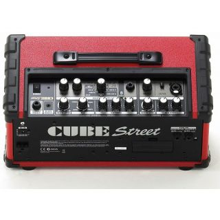 Roland cube street red back