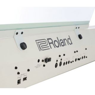 Roland fp90 wh rear