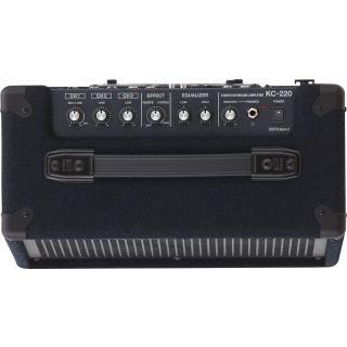 ROLAND KC220 Amplificatore Stereo per Tastiera 2 x 15W02