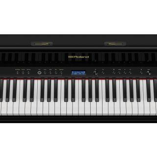 Roland LX708 Polished Ebony - Pianoforte Digitale 88 Tasti03