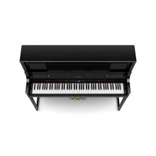 Roland LX708 Polished Ebony - Pianoforte Digitale 88 Tasti02