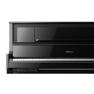 Roland LX708 Polished Ebony - Pianoforte Digitale 88 Tasti04