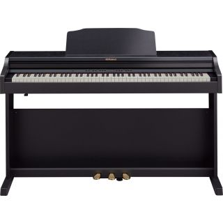 ROLAND RP501R CB - Pianoforte Digitale 88 Tasti Contemporary Black B-Stock