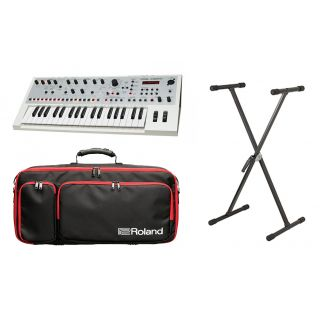 ROLAND Set JDXI WH Synth / Borsa / Supporto Bundle