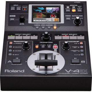 Roland V4EX - Mixer Video 4 Ch02
