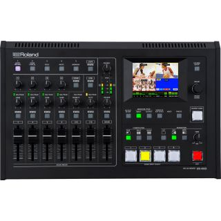 Roland VR 4HD - Switcher Audio/Video All-in-One