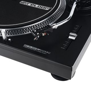 Reloop RP 2000 USB MKII con Dust Cover3