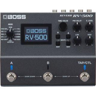 BOSS RV500 - Processore di Segnale per Chitarra