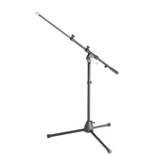 0 Adam Hall Stands S 9 B - Asta Microfonica piccola con Braccio Orientabile