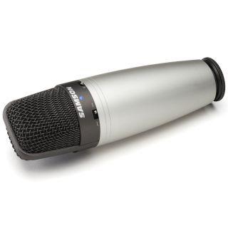 Samson C03 - Microfono a Condensatore Multi-Pattern02