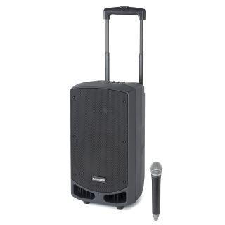 2 Samson Expedition XP310W G PA Portatile Ricaricabile con Microfono (863–865 MHz)