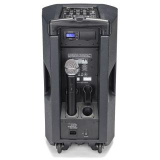 6 Samson Expedition XP310W G PA Portatile Ricaricabile con Microfono (863–865 MHz)
