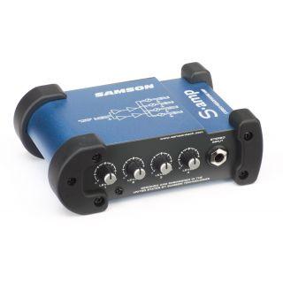amplificatore appositamente progettato per cuffie