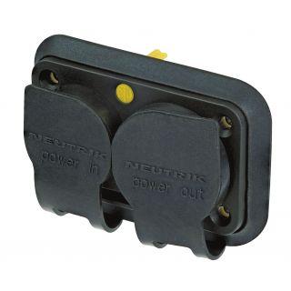 0 Neutrik - Sealing Cover - per connettore ingresso/uscita telaio PowerCon True1