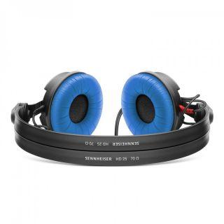 Sennheiser HD25 Blu - Cuffie Monitor per DJ Chiuse LTD02