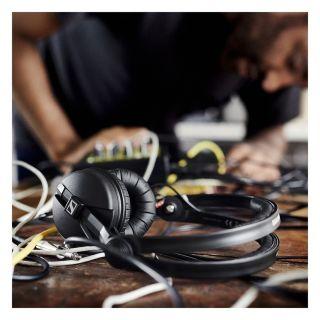 Sennheiser HD25 Blu - Cuffie Monitor per DJ Chiuse LTD05