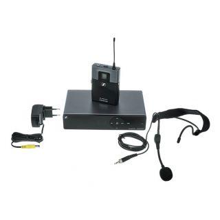 Sennheiser XSW 1-ME3 A-Band - Radiomicrofono ad Archetto UHF