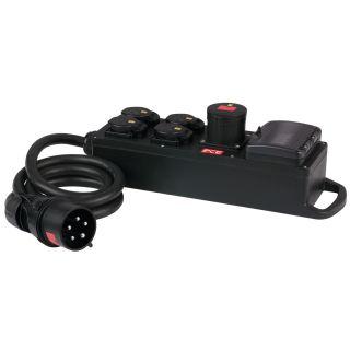 Showtec MPD-416CEE Power Splitter