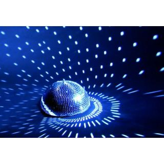 showtec halfmirrorball 40cm demo