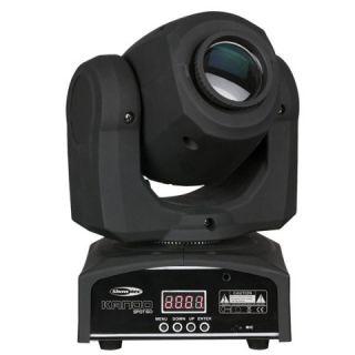 Showtec Kanjo Spot 60 - Testa Mobile Ultra Compatta