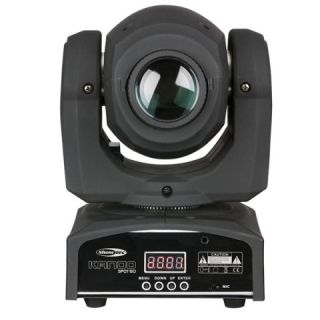 Showtec Kanjo Spot 60 - Testa Mobile Ultra Compatta02