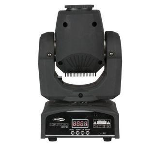 Showtec Kanjo Spot 60 - Testa Mobile Ultra Compatta06