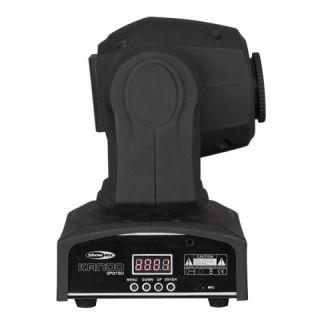 Showtec Kanjo Spot 60 - Testa Mobile Ultra Compatta05