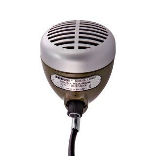Shure 520DX Green Bullet - Microfono a Bocca per Armonica03